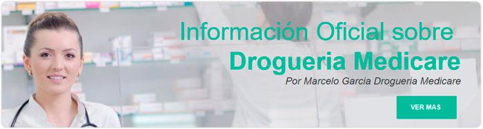Conoce más sobre Marcelo Garcia de Drogueria Medicare en la web de DrogueriaMedicare.com