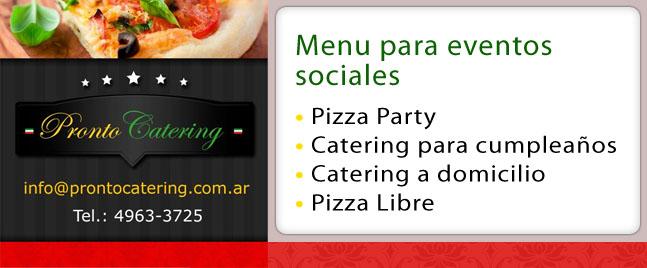 menu para eventos especiales, menu para fiestas de adultos, comidas para fiestas economicas, comida sencilla para fiesta, menu para eventos sociales