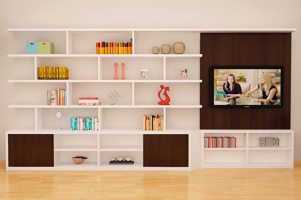 escritorios funcionales para oficina, muebles en madera